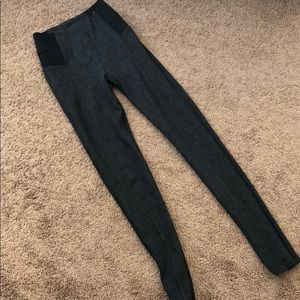 Zara basic grey legging